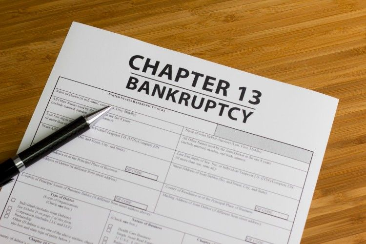 Chapter 13 Bankruptcy Pikesville Maryland