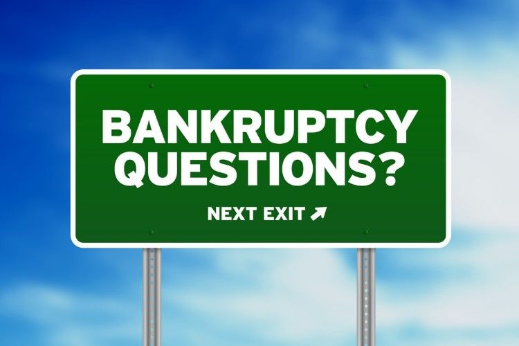 Maryland Bankruptcy Questions