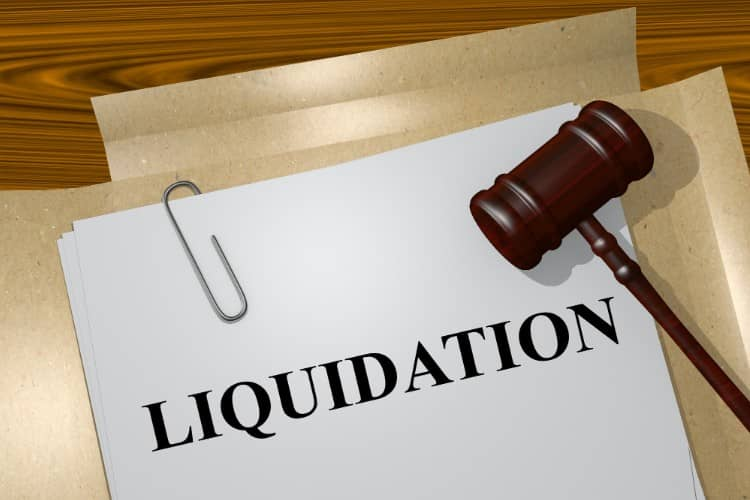Business Liquidation Options in Maryland