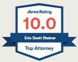 Avvo Rating of 10.0